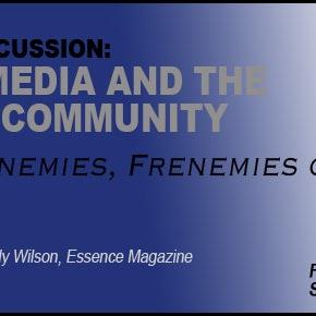 EVENT: Mass Media & the BlackCommunity