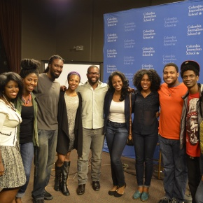"""EVENT: """"How To Be Black"""" Author Baratunde Thurston at Columbia JournalismSchool"""