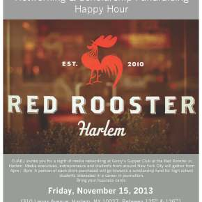 Scholarship Fundraising Happy Hour Friday, Nov. 15!
