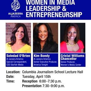 EVENT: Women in Media Leadership & Entrepreneurship